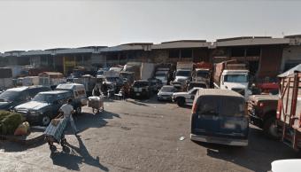 Difunden nuevo video del asesinato de policía en Central de Abasto CDMX