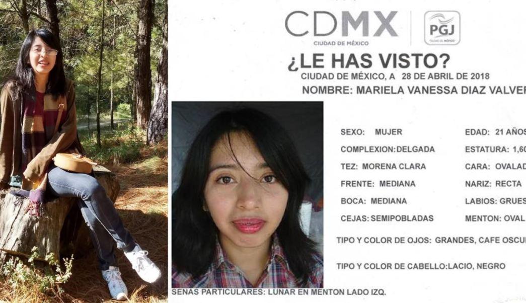 familiares estudiante unam desaparecida denuncian inaccion autoridades