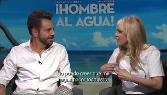 Eugenio Derbez Anna Faris Hablan Hombre Agua Punto News