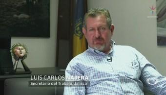 Exfiscal de Jalisco narra cómo sobrevivió
