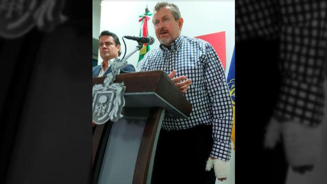 Seis detenidos por atentado contra exfiscal de Jalisco, dice Aristóteles Sandoval