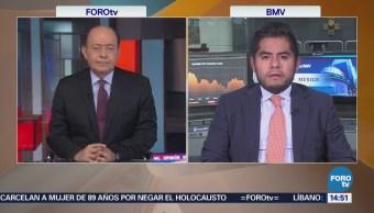 Explican Depreciación Peso Mexicano, Juan Manuel Lozada, analista de tipo de cambio