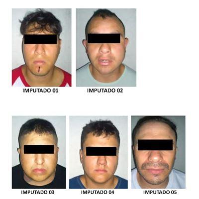Detienen a cinco presuntos extorsionadores de comerciante en la CDMX