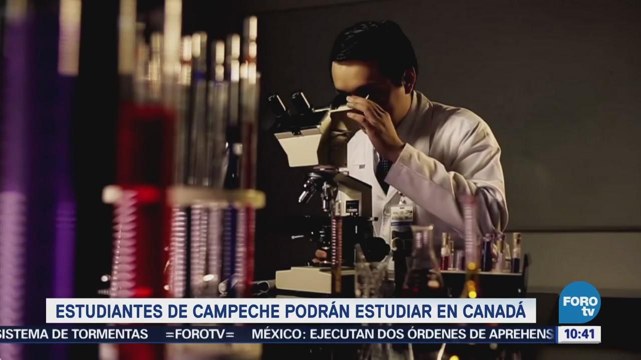 Extra Extra: Estudiantes de Campeche podrán estudiar en Canadá ...