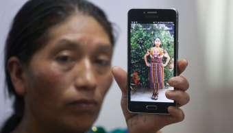 Familiares migrante guatemalteca asesinada Texas justicia