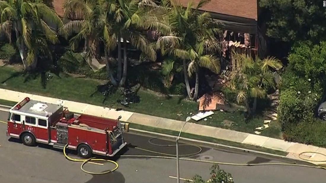 FBI confirma que explosión California fue bomba