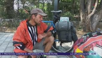 Fiscalía de Chiapas confirma muerte de ciclista alemán reportado como desaparecido