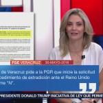 Fiscalía de Veracruz pide PGR inicie