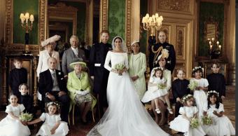 Enrique y Meghan, duques de Sussex, publican fotografías oficiales