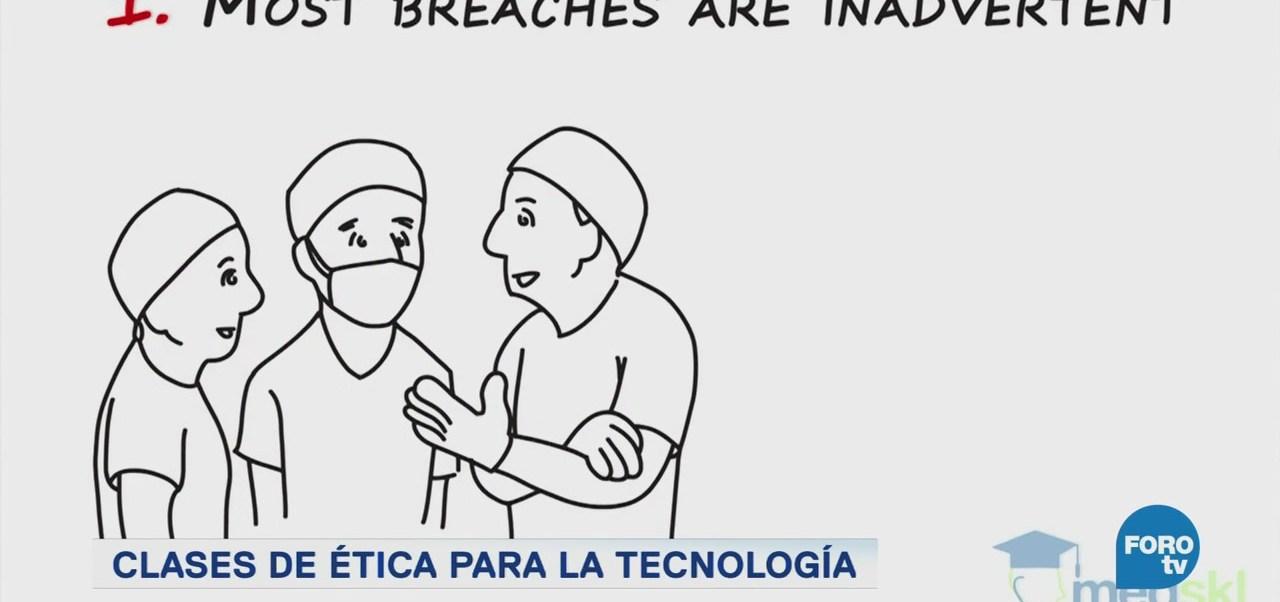 Clases Ética Tecnología Profesores De Las Universidades