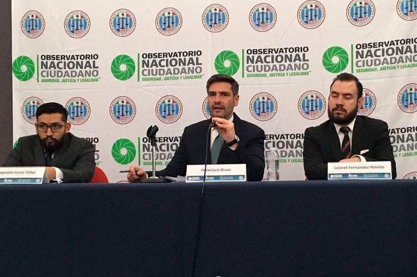 Crece narcomenudeo 113% en la CDMX asegura Observatorio Nacional Ciudadano