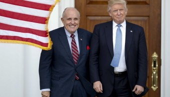 Giuliani pago actriz porno no salió campaña Trump
