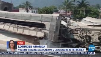 Gobierno Veracruz Compromete Mejorar Seguridad Trenes