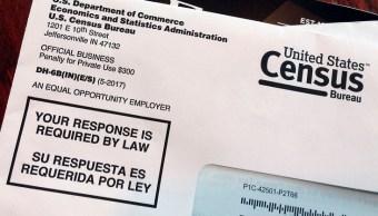 Gobierno Trump asegura que pregunta ciudadanía no afectará Censo 2020