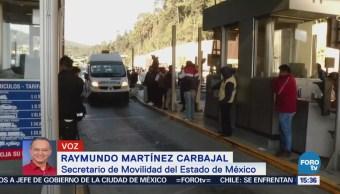 Grupo de transportistas se oponen a la regularización