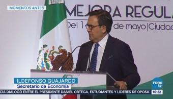 Guajardo participa en la Conferencia Nacional de Mejora Regulatoria