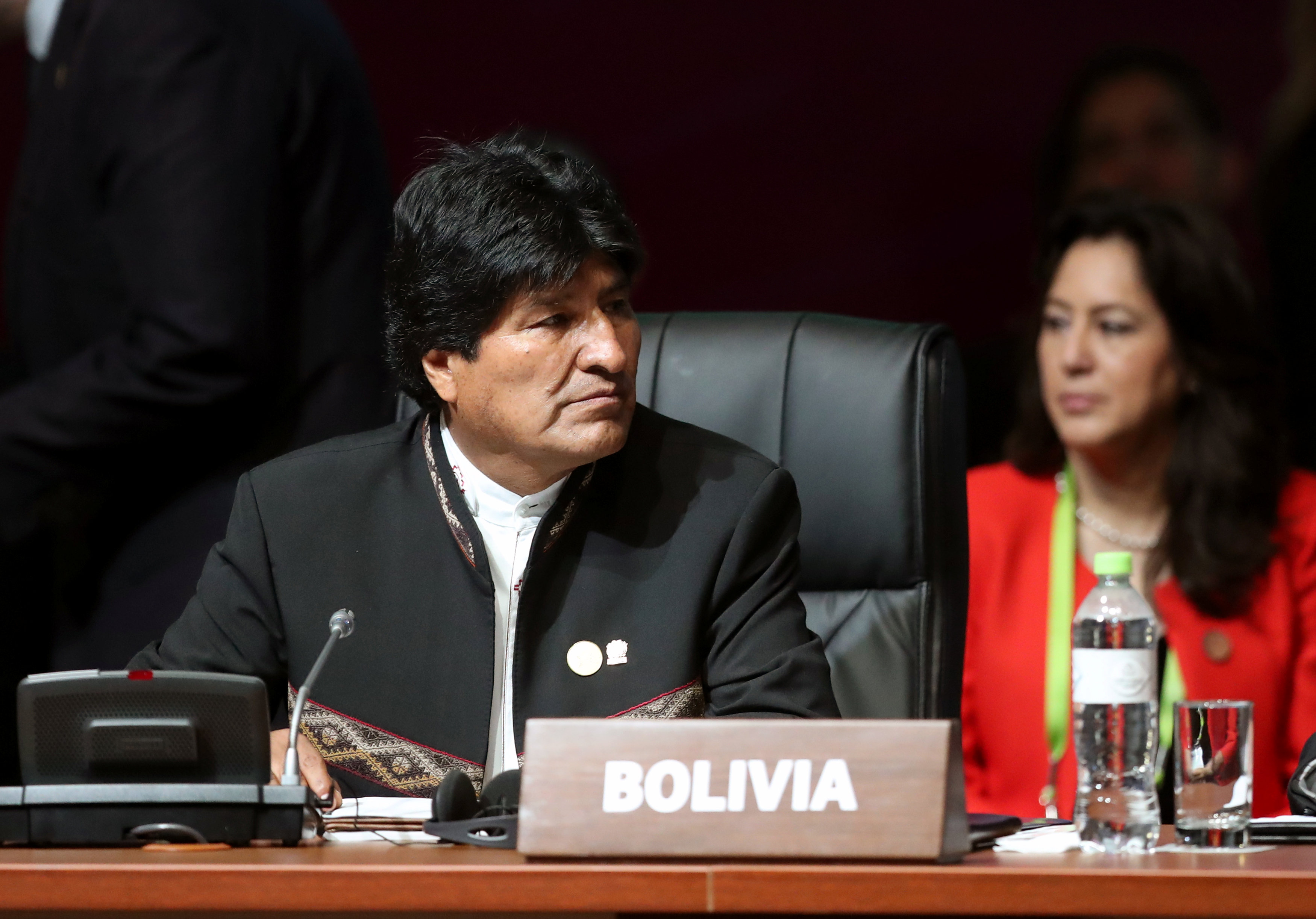 Falso tuit del Senado boliviano anunció la muerte de Evo Morales