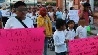 marcha-comunidad-oaxaca-exigencia-justicia-por-bebe-violada