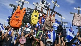 Iglesia rechaza diálogo Nicaragua muerte manifestantes
