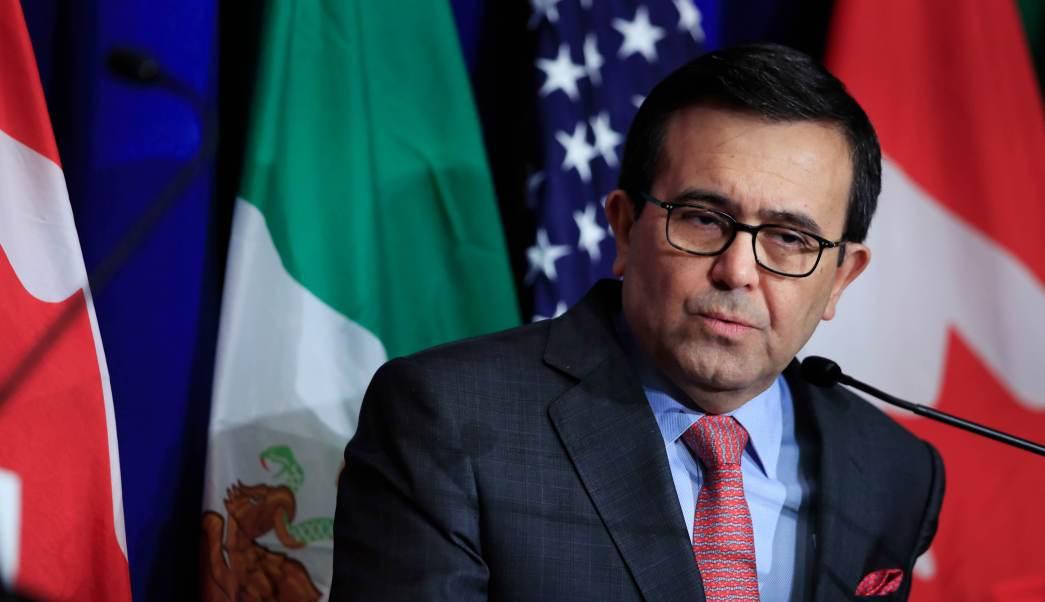 Guajardo afirma que aún se podría alcanzar acuerdo TLCAN esta semana