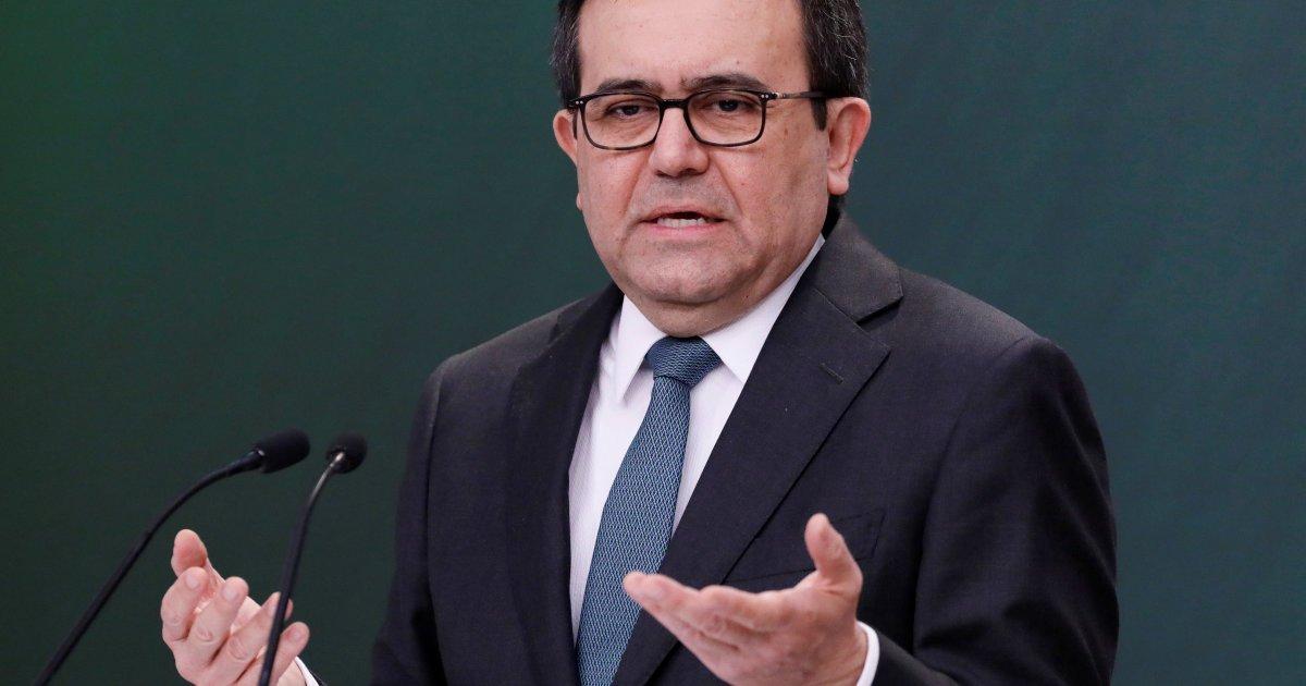 Guajardo: México respondería a aranceles de Estados Unidos acero y aluminio