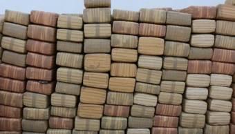 Asegura PGR más de tres toneladas de marihuana en Cadereyta, NL