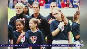 Incrementa en el mundo la participación de las mujeres en el futbol