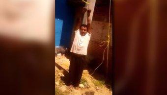 Indígenas tzotziles retienen a síndico municipal en Chiapas