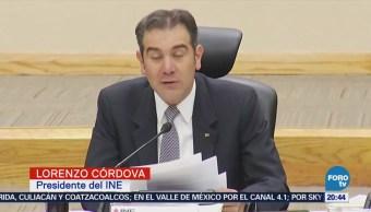 INE aprueba sanciones económicas contra Jaime