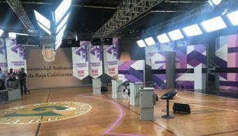 debate candidatos presidencia nacif universidad tijuana