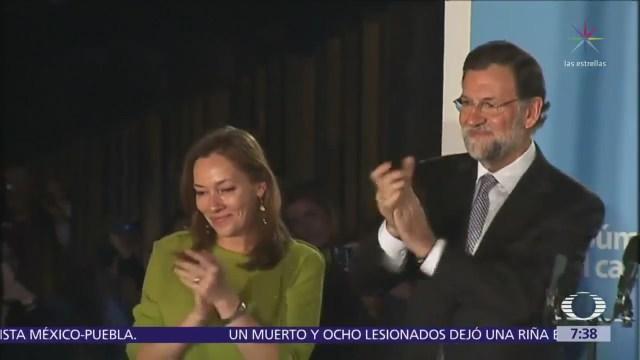 Inicia debate sobre moción de censura contra Mariano Rajoy