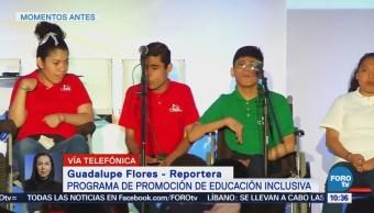 Inicia Programa de Promoción de Educación Inclusiva en CRIT Tlalnepantla
