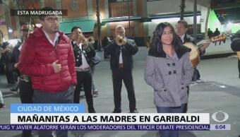 Inician los festejos por el Día de las Madres en Garibaldi, CDMX