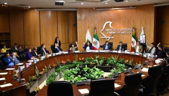 Instituto Electoral de la CDMX aprueba ajustes a papelería electoral