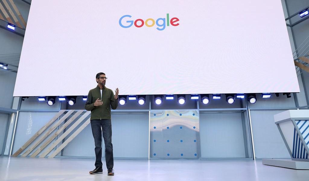 Inteligencia artificial protagoniza conferencia Google I O 2018