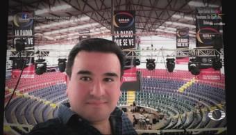Investigan ataque directo contra Juan Carlos Huerta