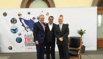 Jaime Rodríguez propone tranquilizar al país para fomentar el turismo