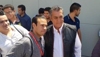 Jaime Rodríguez se reúne con universitarios de Mexicali