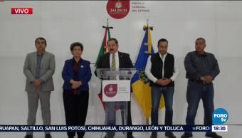 Jalisco Informa Investigación Ataques Guadalajara Fiscalía