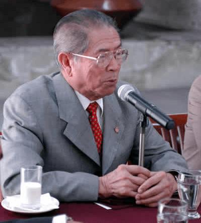 Quién Jesús Kumate Rodríguez exsecretario Salud