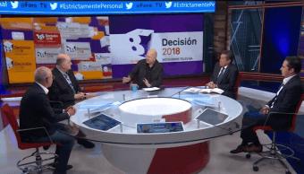 El segundo tercio de la campana electoral; el análisis en Estrictamente Personal