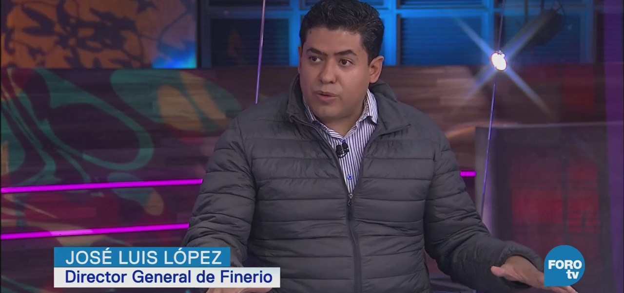 Entrevista, Finerio, José Luis López, Director General de Finerio,