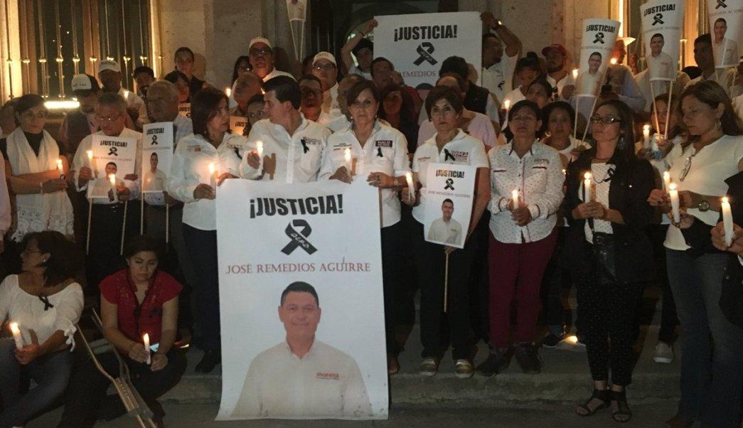 confirman vinculo huachicoleros y candidato asesinado morena guanajuato