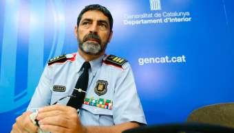 Envían a juicio a exjefes de la Policía de Cataluña