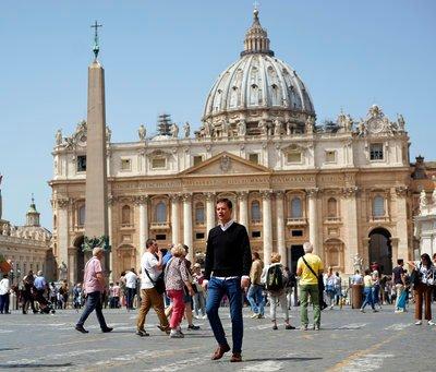 ¿Por qué papa Francisco pidió perdón a un hombre gay?