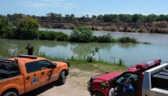 México y EU vigilan crecida del Río Bravo por trasvase de presa La Amistad