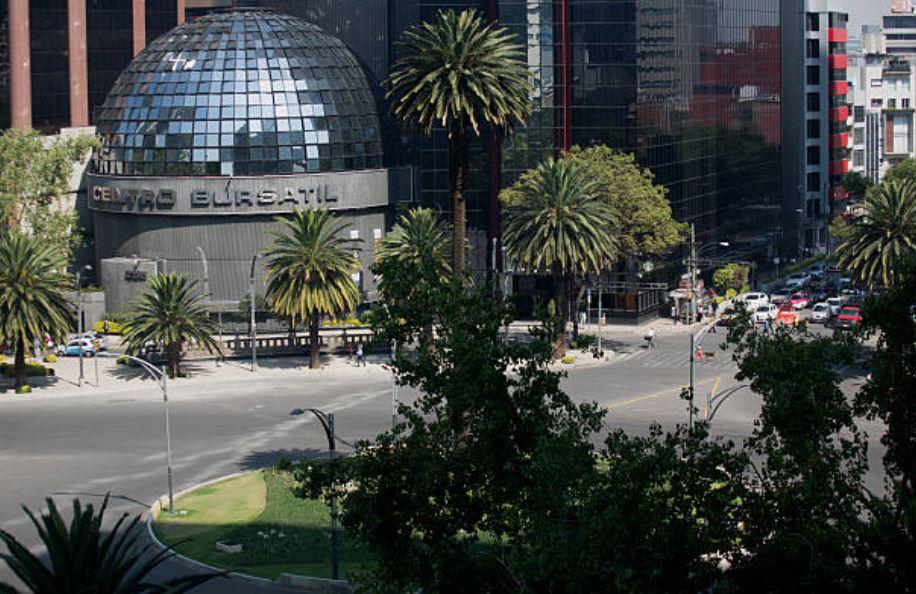 La Bolsa Mexicana de Valores pierde 0,27%