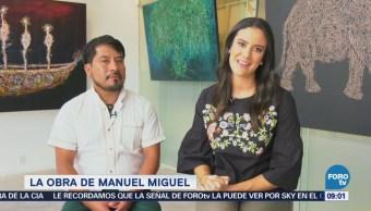 La obra del maestro Manuel Miguel