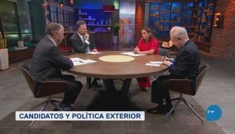 Relación México Centroamérica Frente Estados Unidos