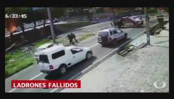 Ladrones Atropellan Policías Municipales Yautepec Video